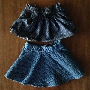 18 Month Skirt Bundle